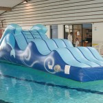 """Structure gonflable """"piscine"""""""