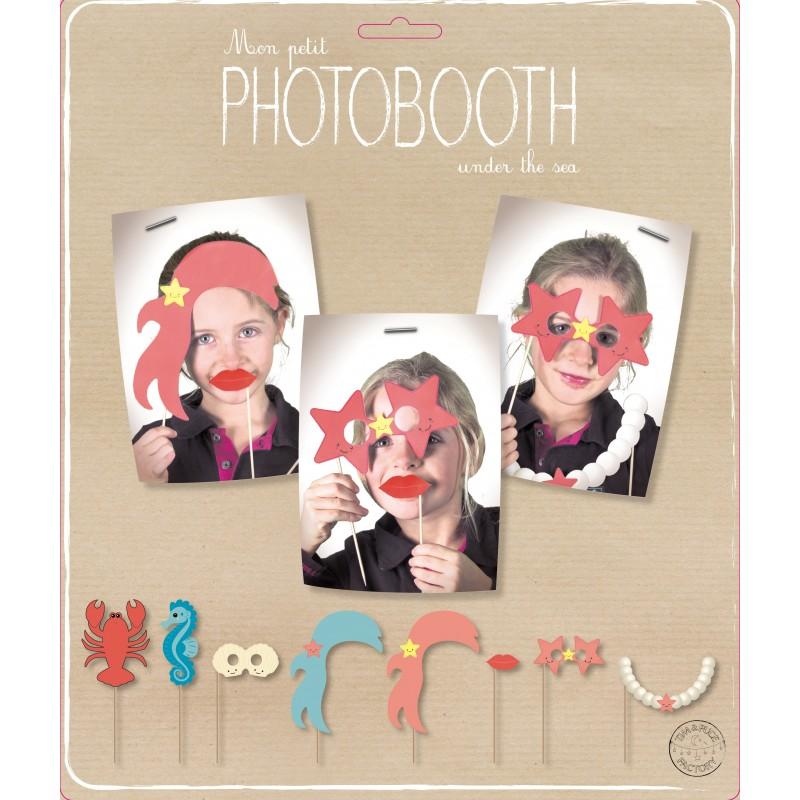 Festivitré Photobooth Under The Sea 8pcs 2