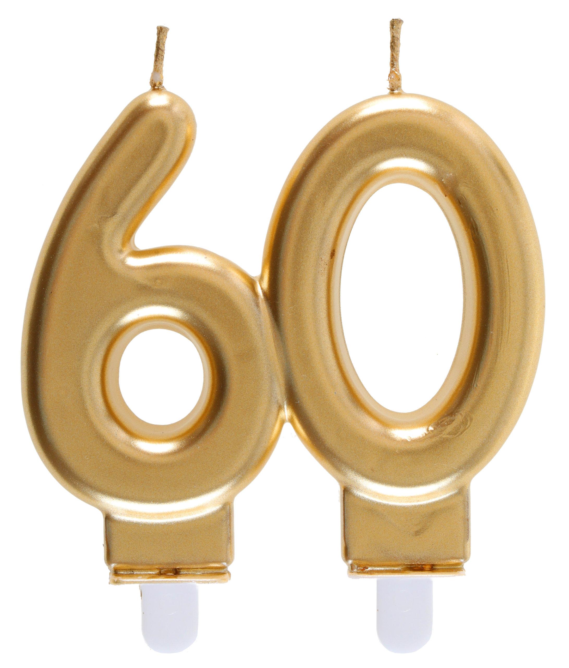 Festivitré 6930 60 Or 60ans