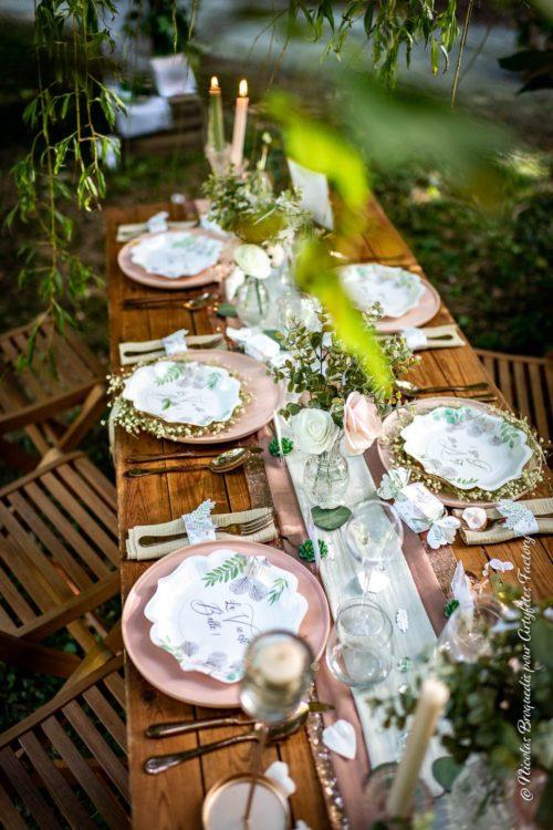 DECORATIONS DE TABLE