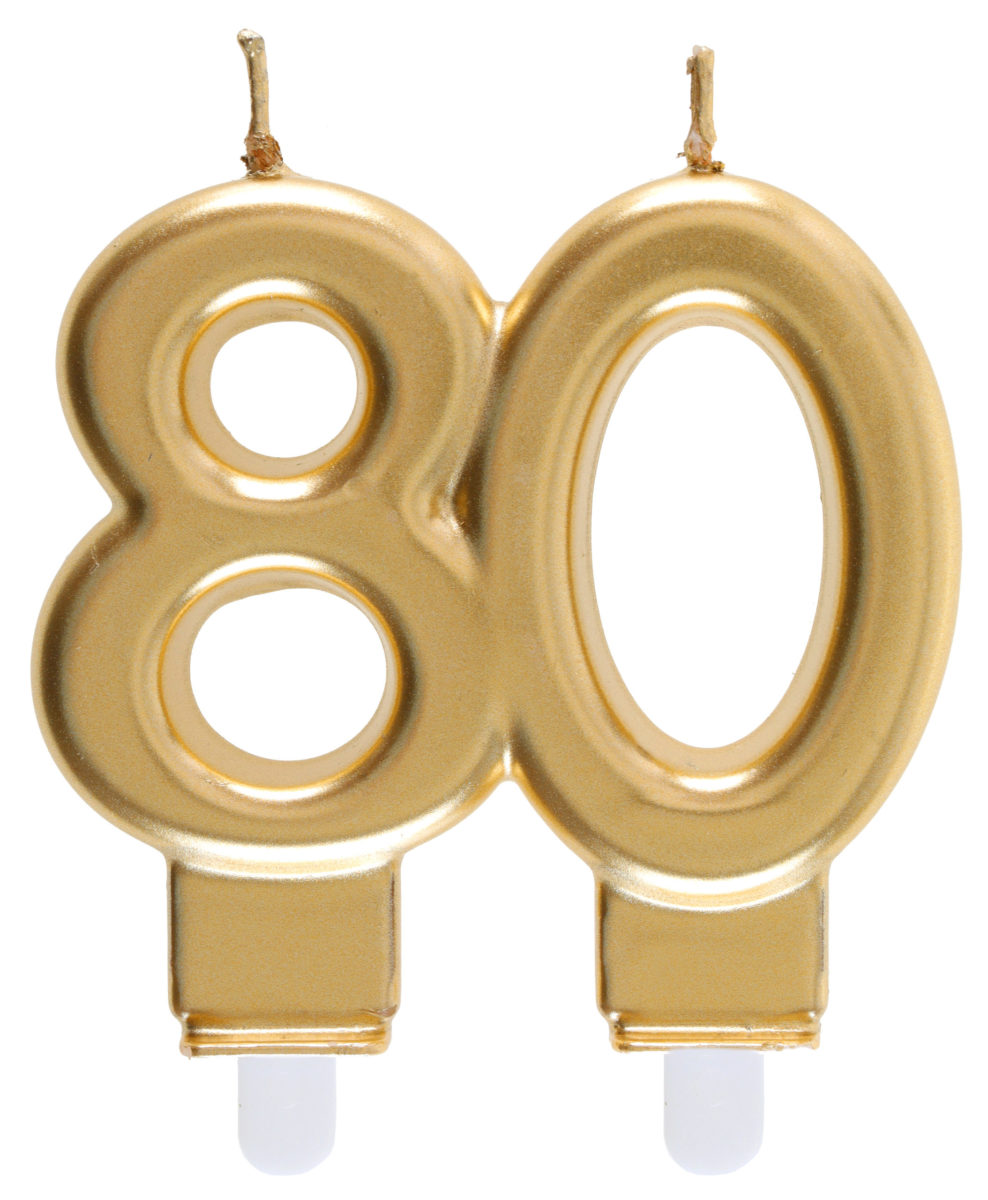 Festivitré 6930 80 Or 80ans