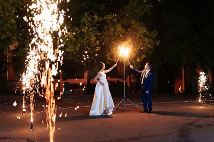 Festivitré Torche Flambeau