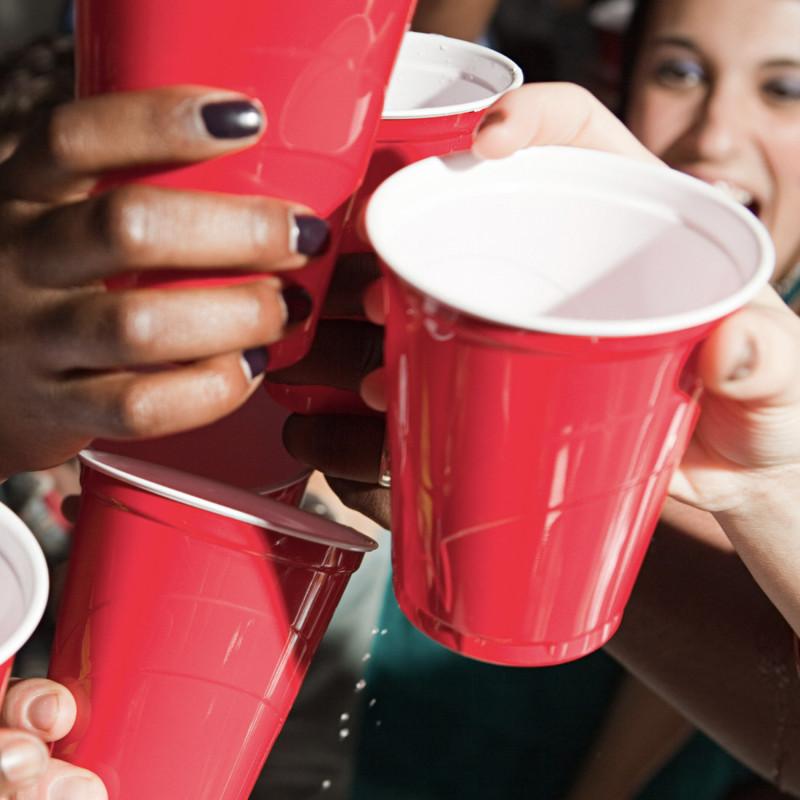 Festivitré 20 Gobelets Rouges 53cl 4