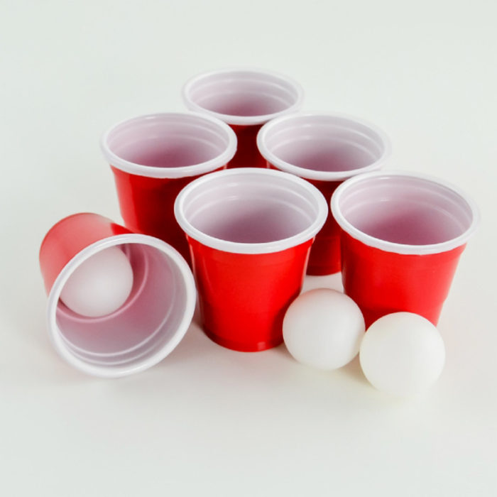 Festivitré 20 Shooters Rouges 4cl 3