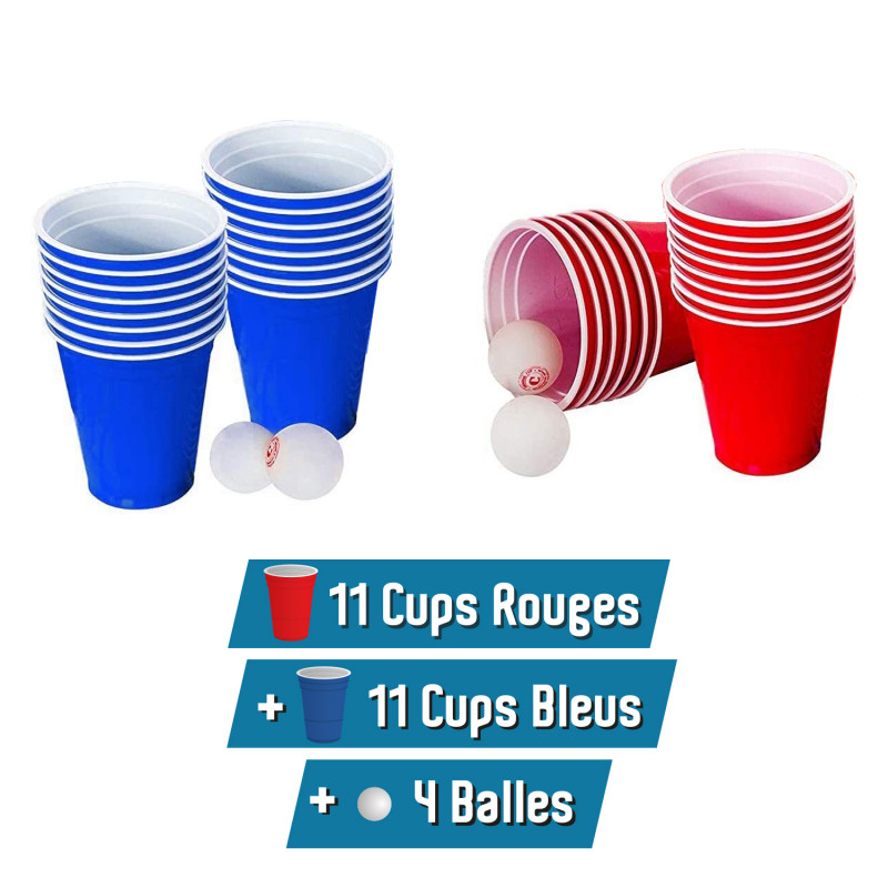 Festivitré Small Beer Pong Kit Copie 1