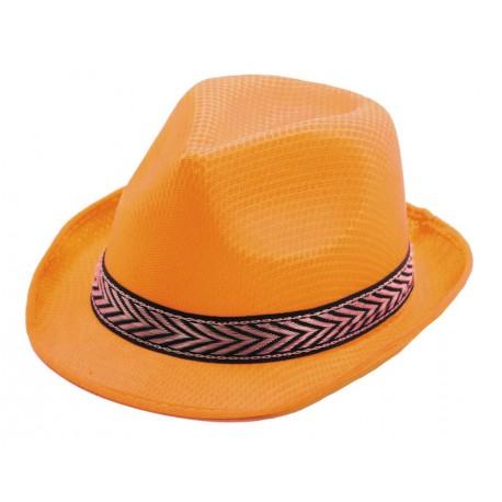 Festivitré Borsalino Polyester Orange