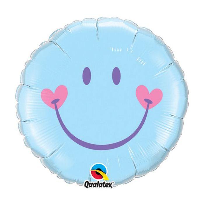 Festivitré Https Fournisseur Ballon Decoration.com Wp Content Uploads 2018 05 99576@ FB Swt Smil Face PB