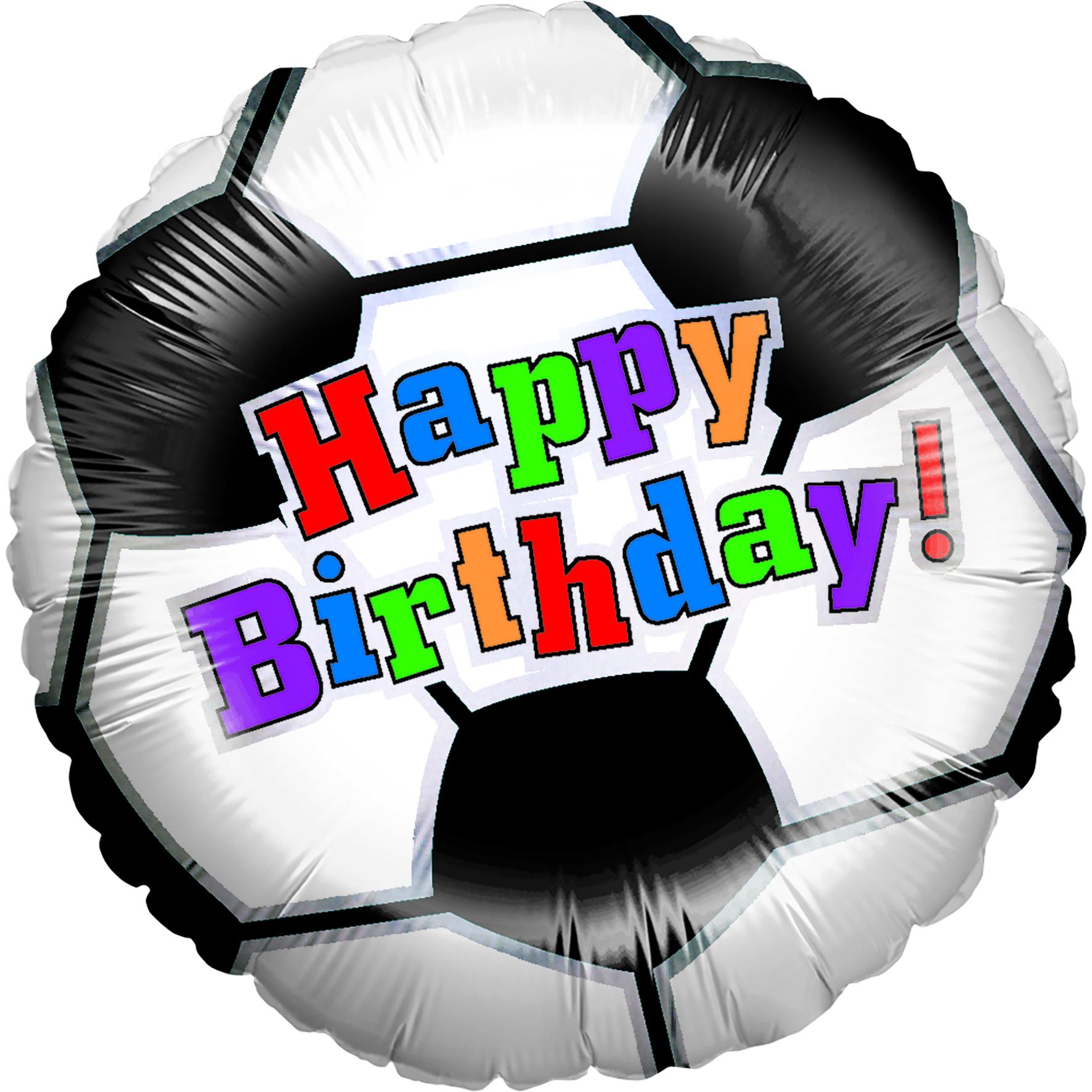 Festivitré Https Fournisseur Ballon Decoration.com Wp Content Uploads 2018 10 86280 R18 Soccer Ball Birthday