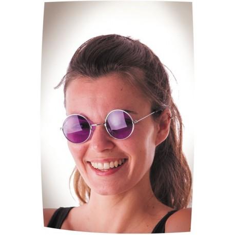 Festivitré Lunettes Hippy Violettes