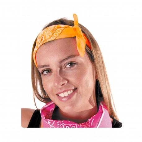 Festivitré Bandana Neon Orange