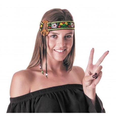 Festivitré Headband Peace Et Love